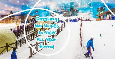 Best Indoor Ski Slopes
