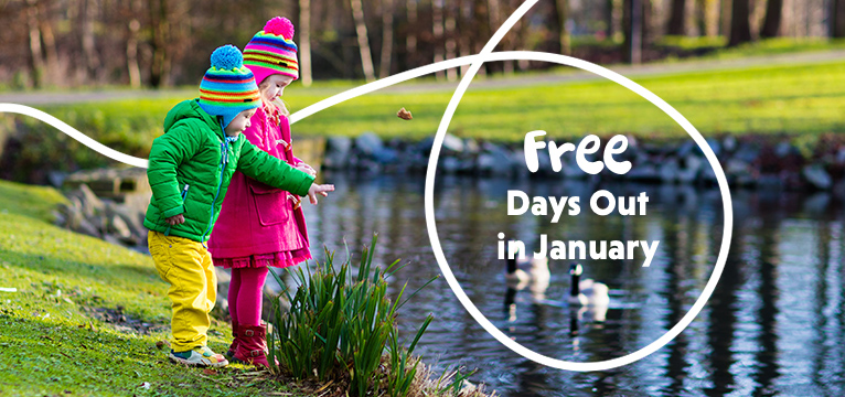 Free Days Out in January