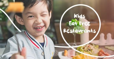 Kids Eat Free Restaurants