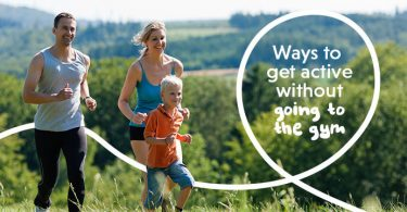 Ways To Get Active Without Going To The Gym