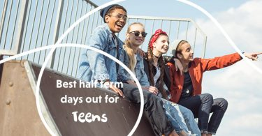 Best Half Term Days Out For Teens