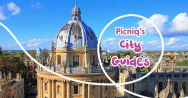 Picniq's City Guides