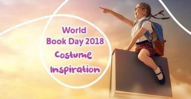 World Book Day 2018 Costume Inspiration