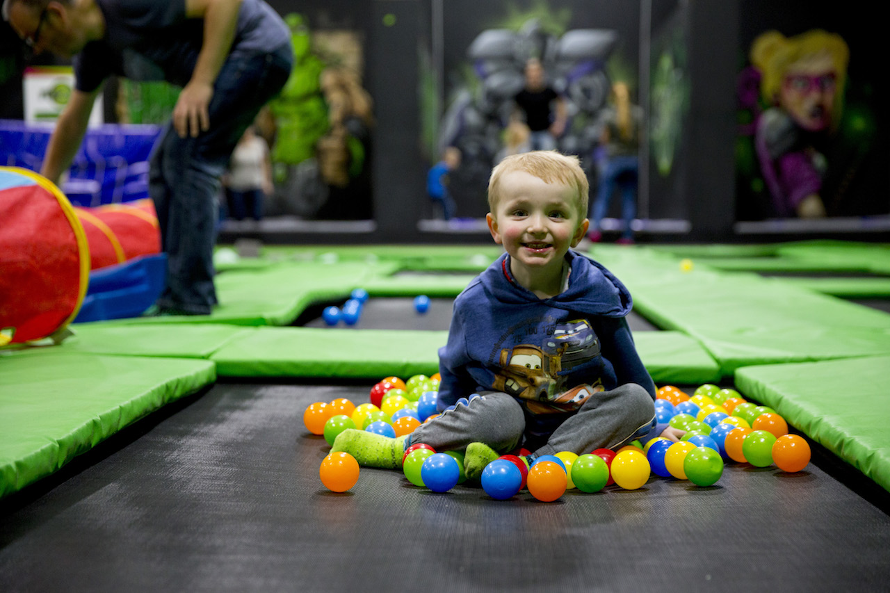Flip Out Trampoline Parks | Easter Days out for Under 5's