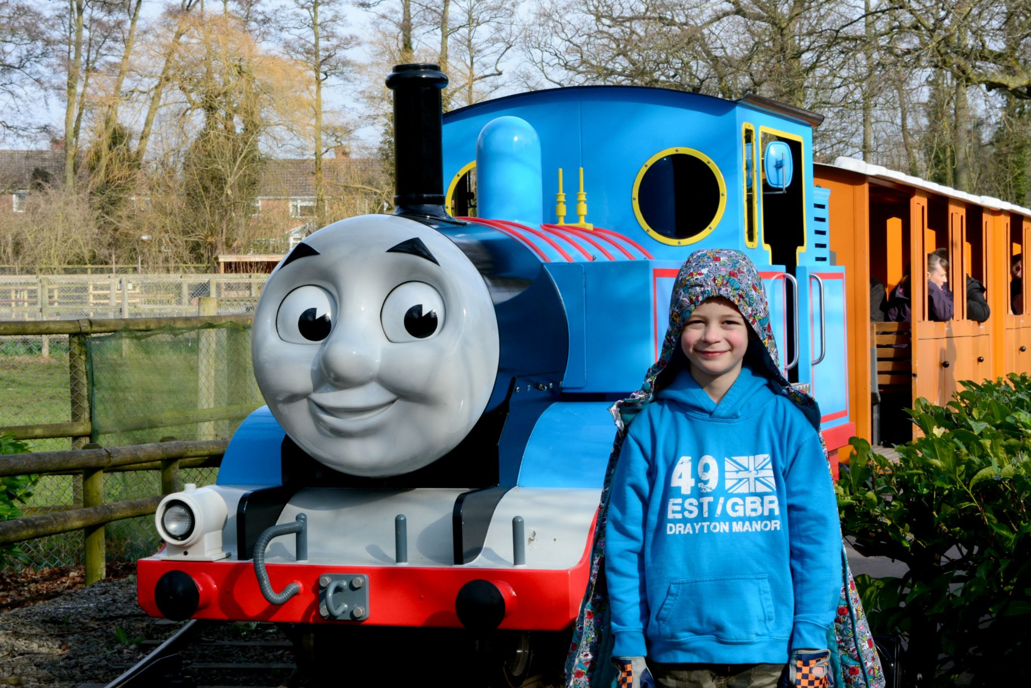 Thomas Land at Drayton Manor, Tamworth | Easter Days out for Under 5's