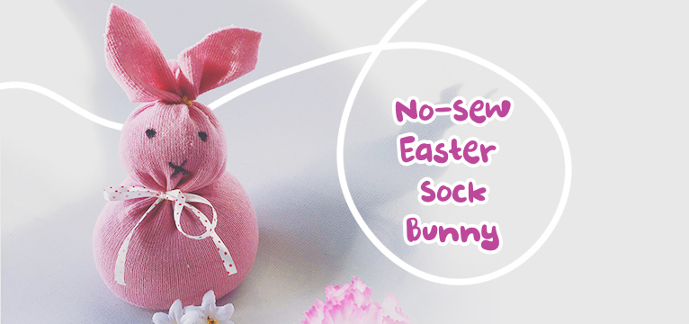 Easter Sock Bunny Craft