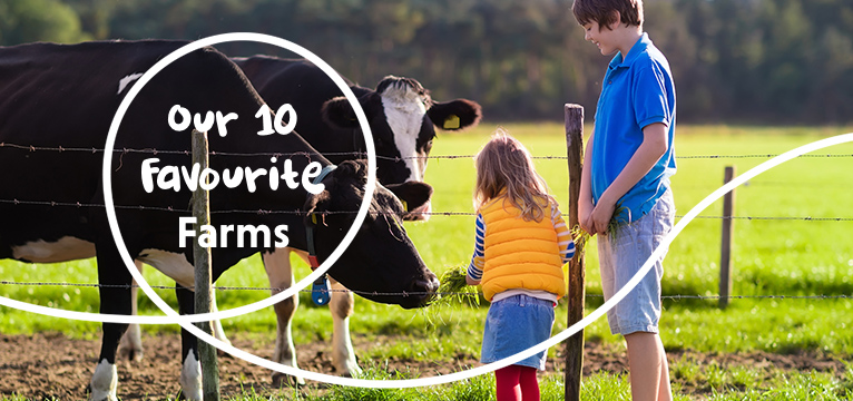 Our 10 Favourite Farms