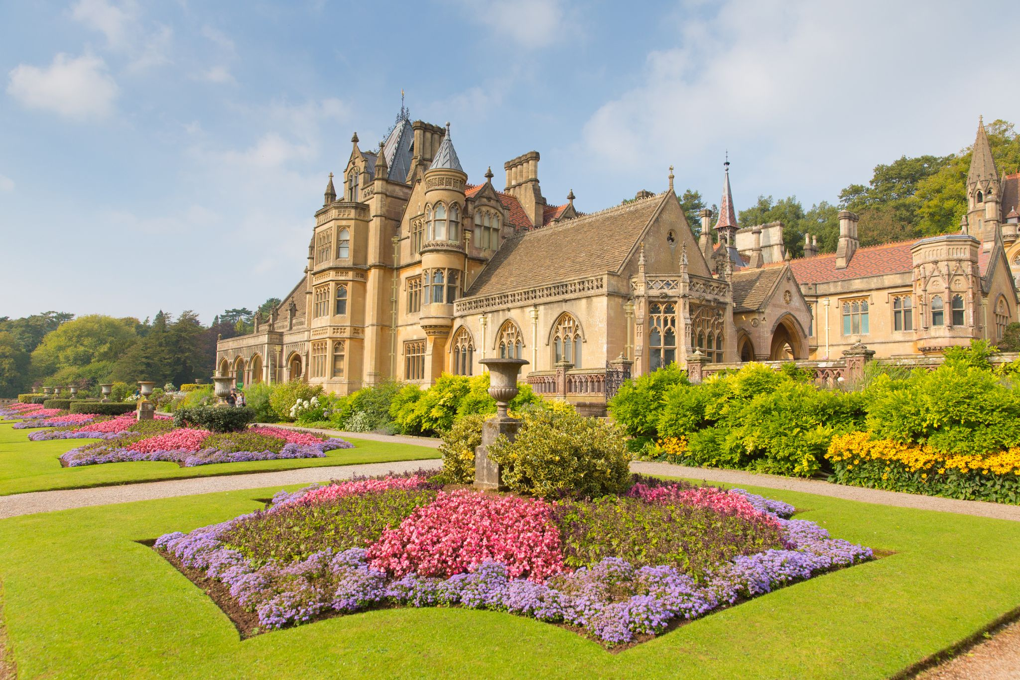 Tyntesfield, Somerset | Easter Days out for Under 5's