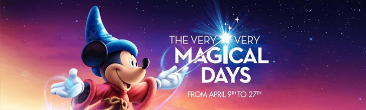 Magical Days Out At Disneyland Paris