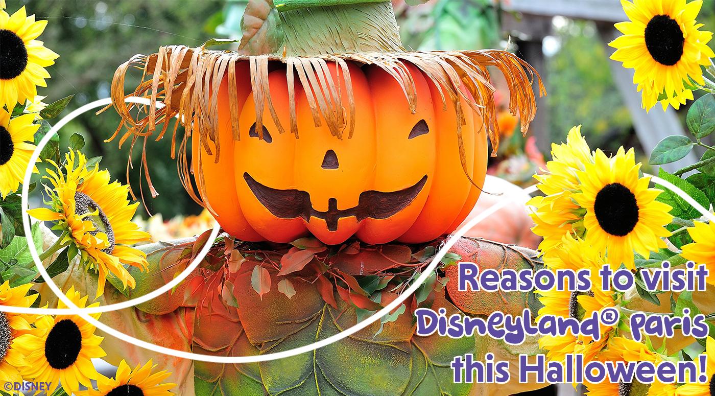 spooktacular reasons to visit disneyland paris this halloween