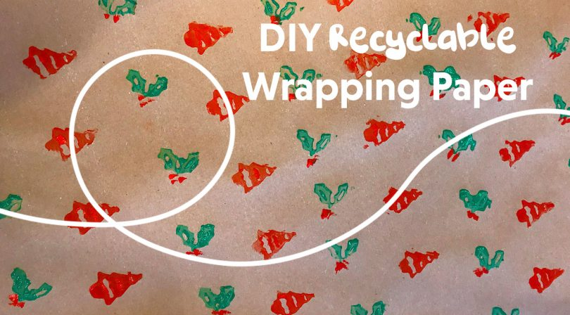 Diy Recyclable Wrapping Paper Picniq Blog