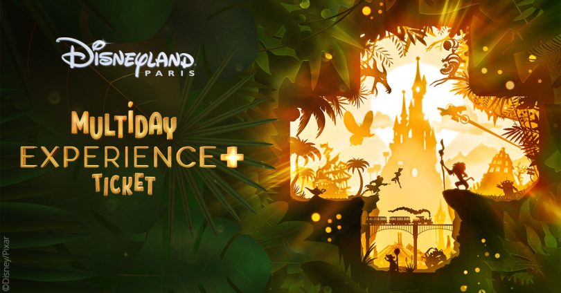 Disneyland Paris Multiday Experience Plus